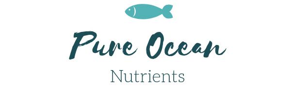 Pure Ocean Nutrient Logo