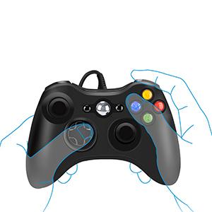 manette filaire Xbox 360