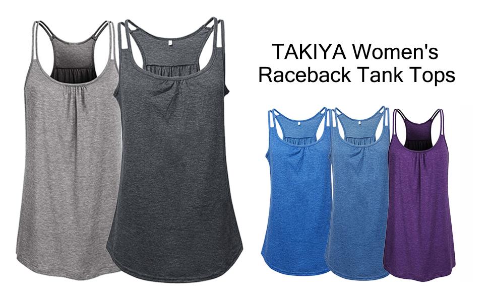 womens raceback tank tops