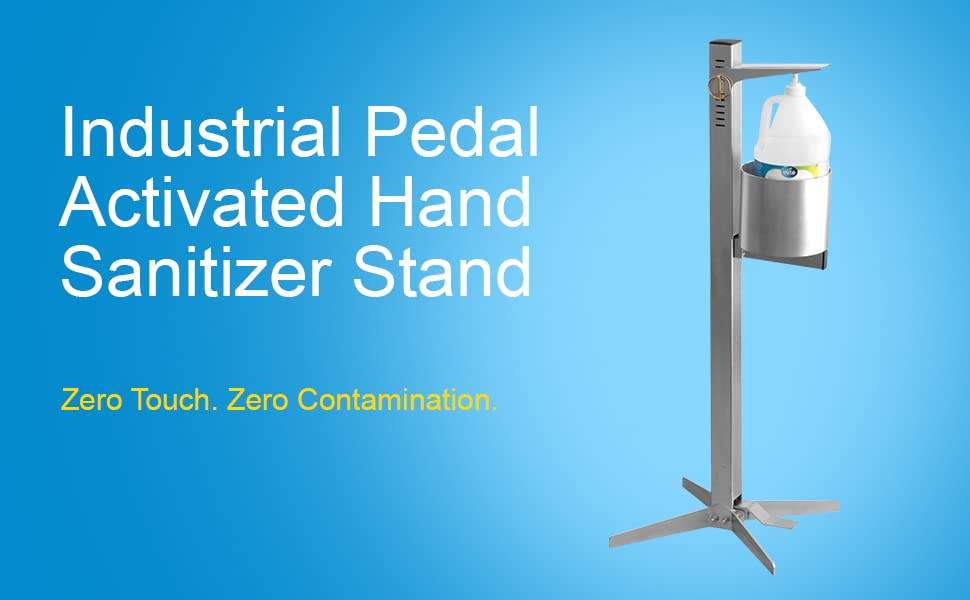 Industrial Pedal Activated banner