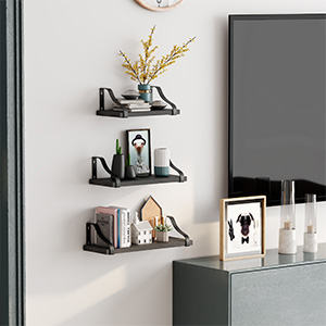 Floating Shelves for Wall, floating wall shelves, rustic shelves, kitchen shelves for wall,