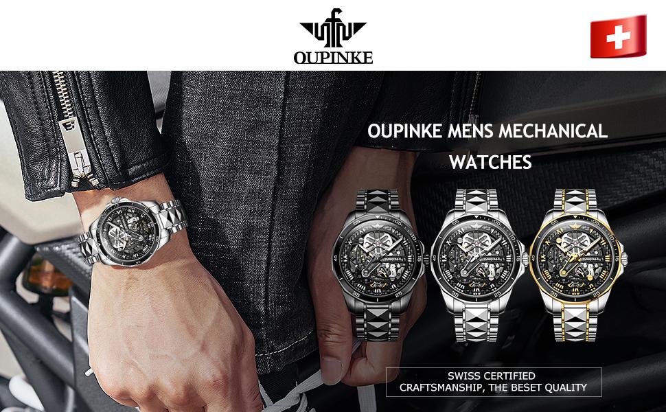 OUPINKE watches