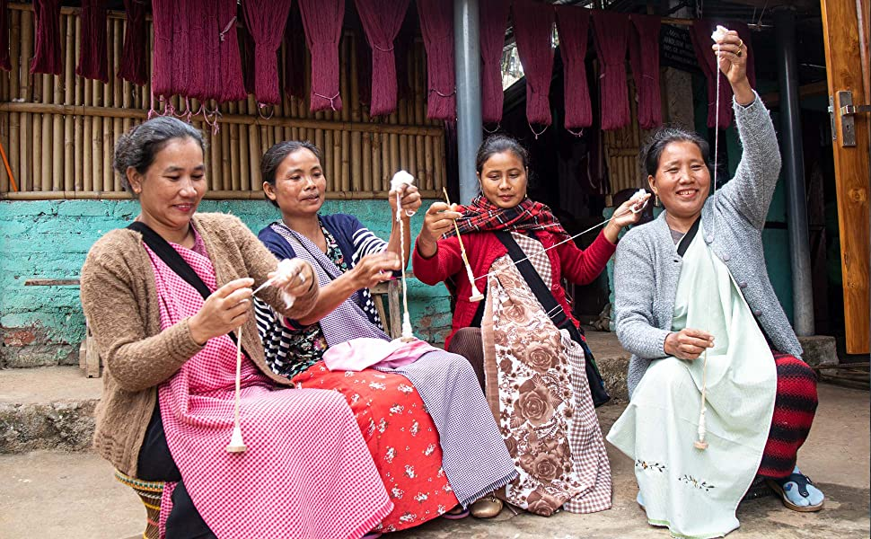 Women in the villages
