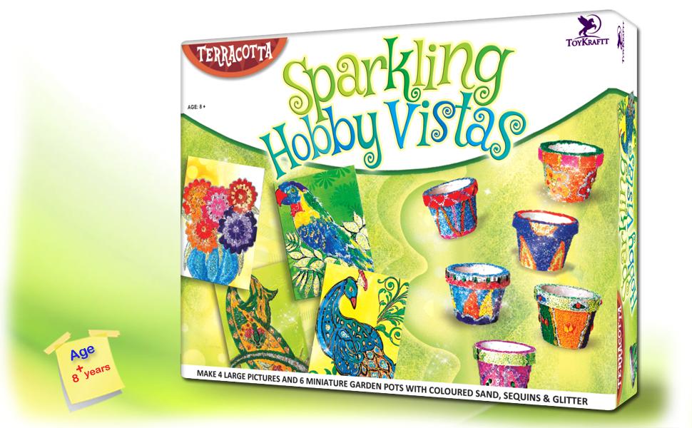 39508-Sparkling Hobby Vistas