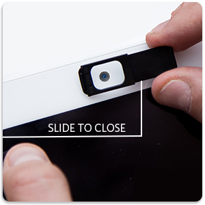 slide to close webcam cover ipad cslide