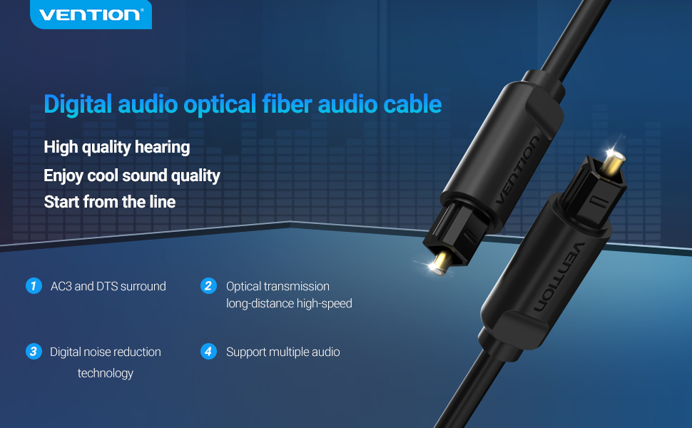 optical audio cable