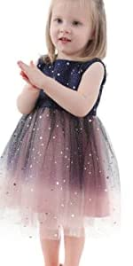 Baby Girls Holiday Sparkle Tulle Outfit