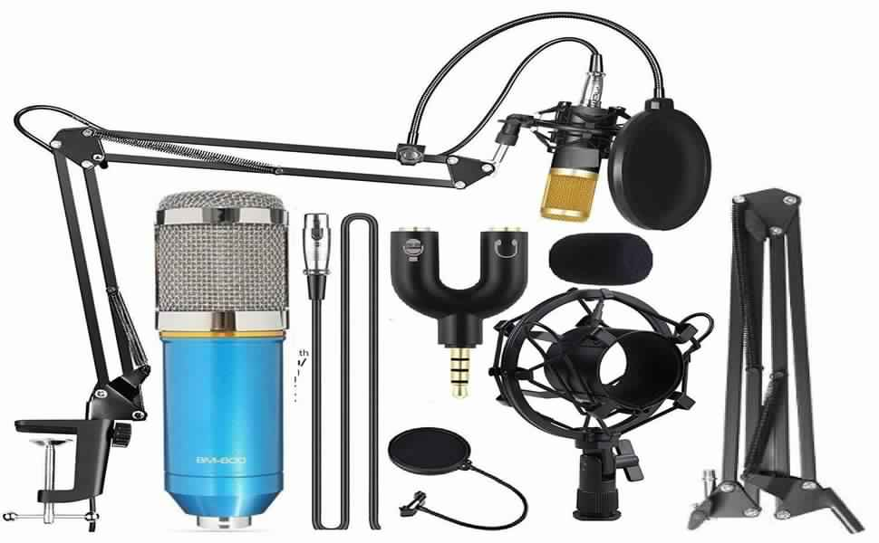 full mic set