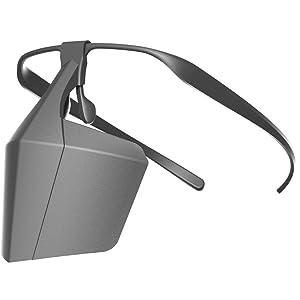 reutilizables y limpiables para mujeres y hombres Salipt Juego de protectores faciales con 6 vasos de acr/ílico y 12 pel/ículas transparentes reemplazables