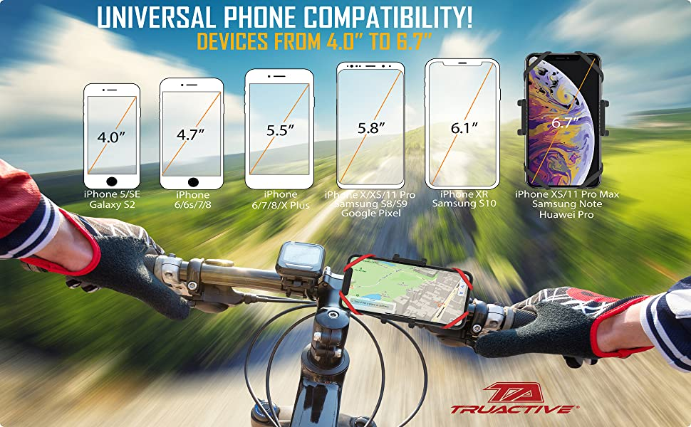 bike phone mount holder phone mount for bicycle cycling accessories iphone bike mount bicycle phone