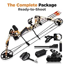 lightweight compact agile bow