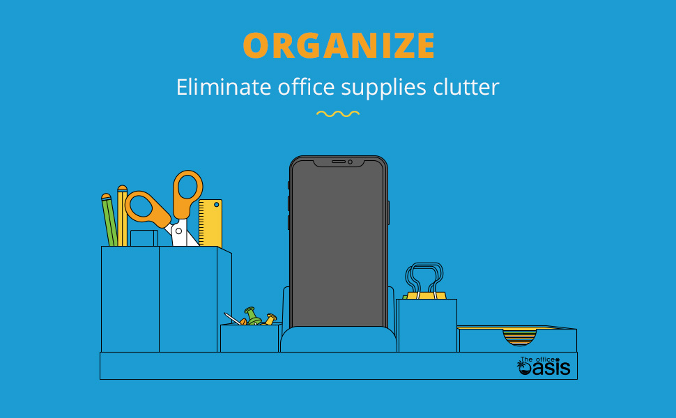 organize office space