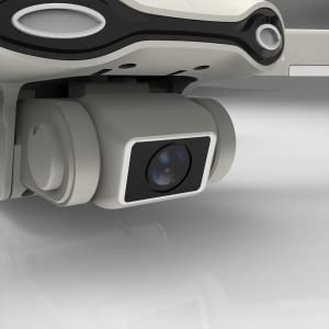 Cámara 4K UHD 120 ° FOV 90 ° ajustable