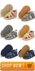 baby Summer sandals