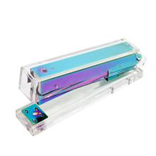 tape dispenser stapler no jam stapling tool pen holder sticky notes holder