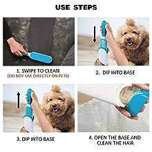 pet remover brush