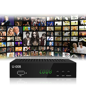 4000+ channels