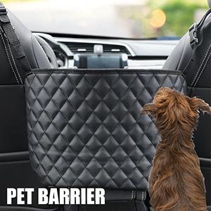 Car Net Pocket Handbag Holder,Purse Holder for Cars,Handbag Holder for Car Organizers and Storage