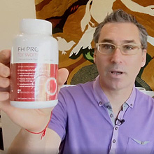marc sklar, the fertility expert, used in fertility clinics, safe for ivf, ivf supplements, fh pro