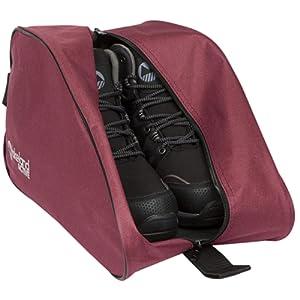 Waterproof walking boot bag mosedale hiking tough shoes clean travel trekking carry boot car