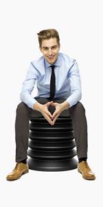extraergo ergonomic seating chair