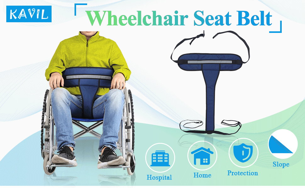 Wheelchair Seat Belt
