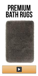 premium bath rug