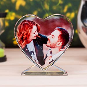 kitchen decor picture frame wedding photo personalized gifts holder prints family frames crystal