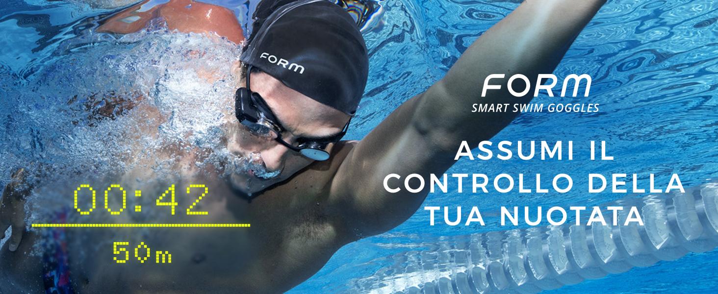 Assumi il controllo della tua nuotata