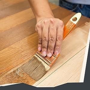 Aceite de linaza natural para protección y cuidado de la madera ...