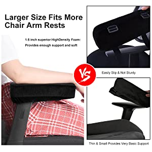 desk chair arm covers