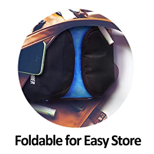 foldable for easy store