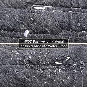 100% Waterproof Material