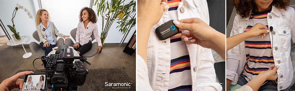 saramonic blink500 transmitter