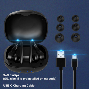 Bluetooth earbuds wireless