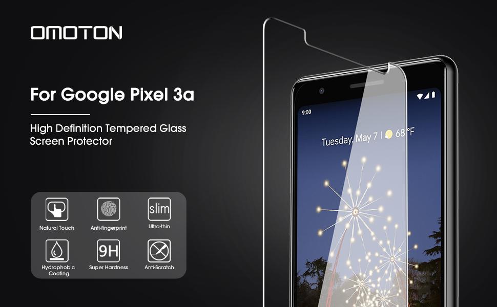 pixel 3a screen protector