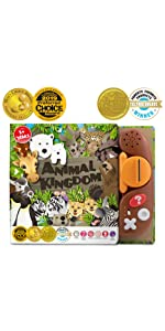 educational learning book toy animals interactive quiz sound toddlers kids