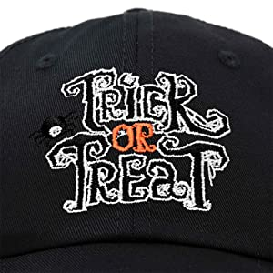 H-211-Trick-or-Treat Up Close Quality Stitching