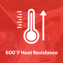 heat resistant silicon