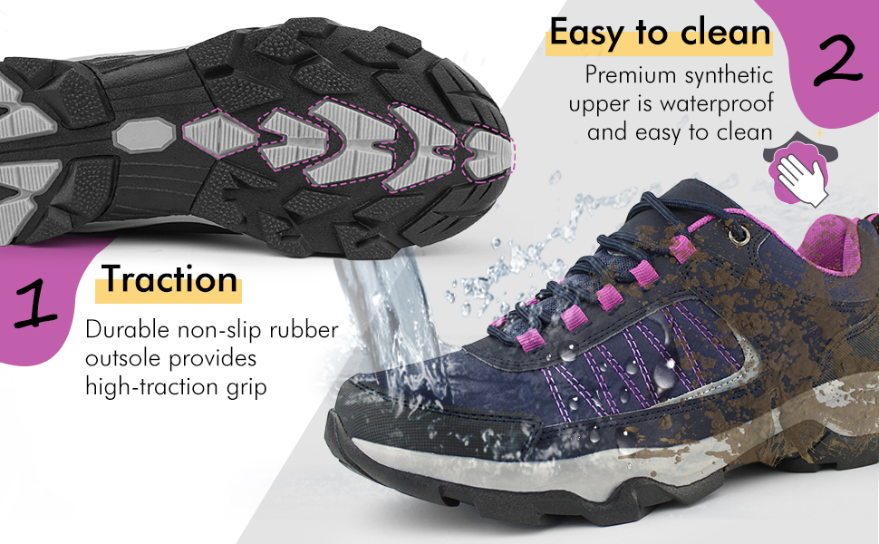 hiking shoes for women