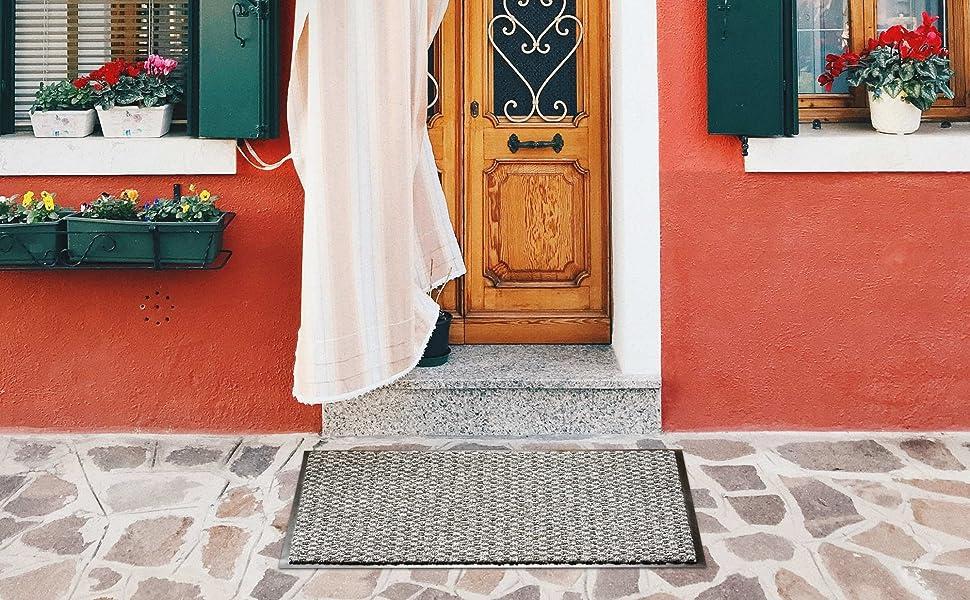 felpudos entrada casa