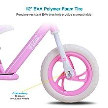 eva polymer tire