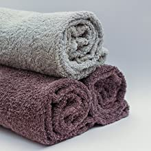 Towels storage, towel organizer