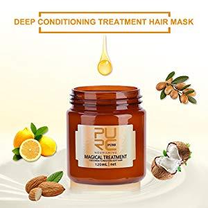 Ingredients of hair mask: