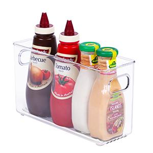 fridge can organizer