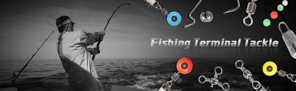 fishing terminal tackle