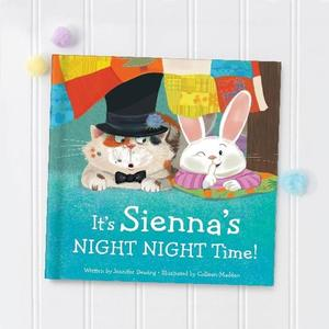 PERSONALIZED CHILDREN'S BOOKS GIFTS FOR BABY BEDTIME STORY