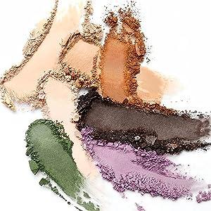 jolie cosmetics impeccable me vegan cruelty free gluten free paraben free eye shadow metallic shade