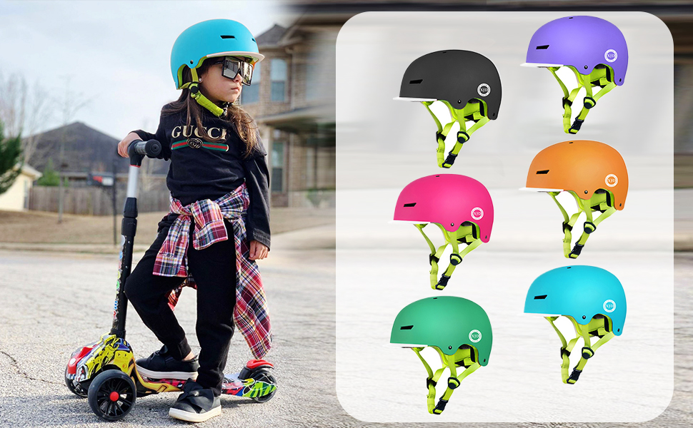 toodler helmet