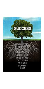 Success Tree Posters